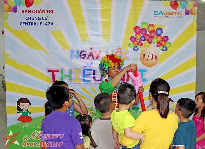 Tổ chức và trang trí sinh nhật cho bé ở Quận 8 - Tp. HCM