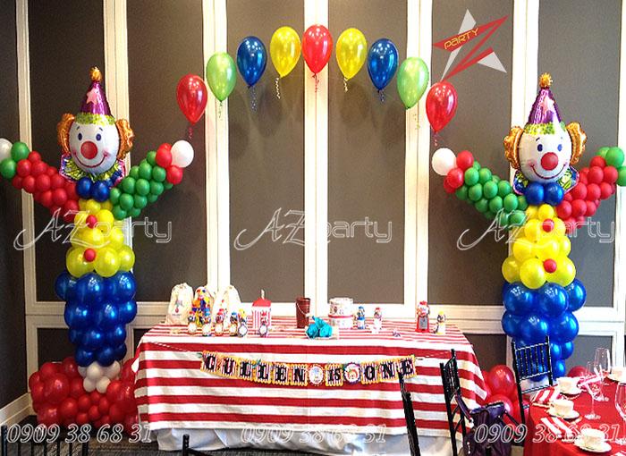 Tổ chức sinh nhật cho bé yêu tại nhà