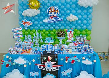 Dịch vụ tổ chức và trang trí sinh nhật ở Quận 7