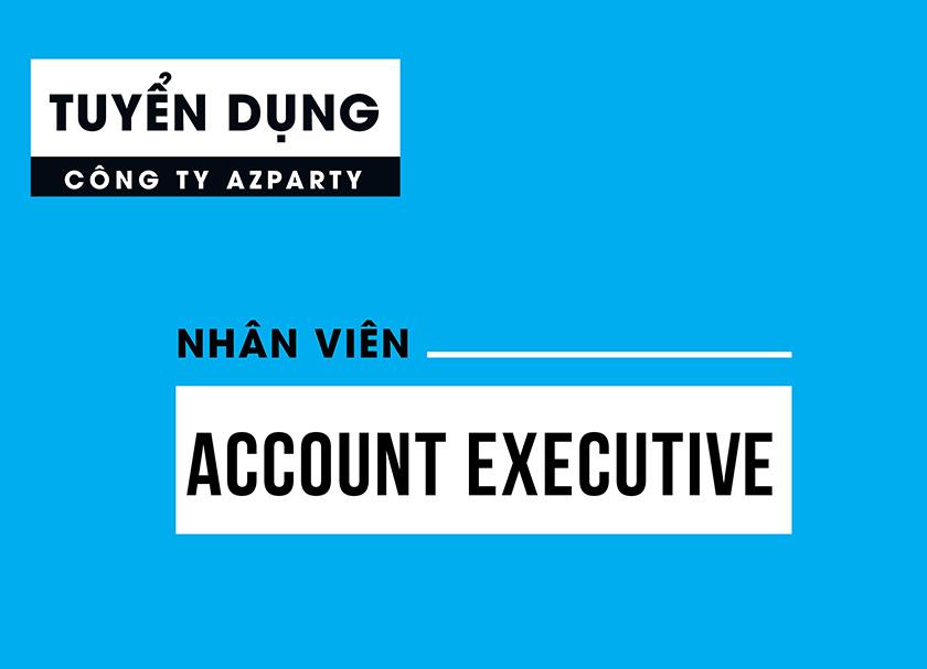 Tuyển nhân viên Account Executive