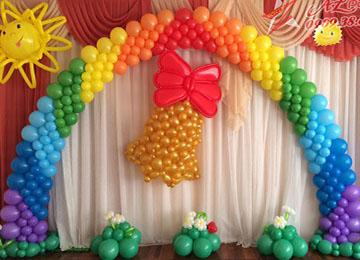 Cổng Sinh nhật 43
