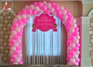 Cổng Sinh nhật 39