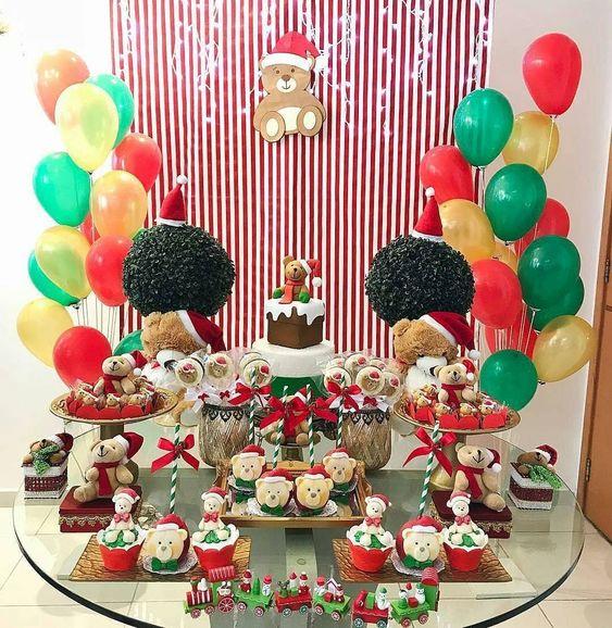 Ý tưởng trang trí lớp học mùa Giáng Sinh