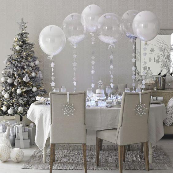 Ý tưởng cho bữa tiệc Giáng Sinh